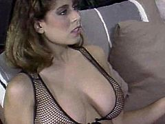 Christy Canyon With Barbie And Tom