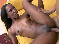 Hot Black Babe with perfect body to fuck