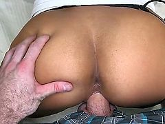 Luna Star prefers to swallow huge cocks and get facial cumshots. However, she likes the process, when she is sucking it and licking shaved balls. Thats even better than anal sex