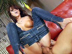 Teens In Tight Jeans - April O'Neil
