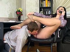 Compilation of Bertram, Gwendolen, Florence by Nylon Feet Videos
