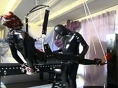 Submissive doll likes to be dominated