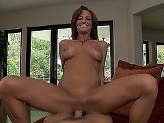 All Sarah Bricks wants is to gag on his hard boner and take it deep inside of her slippery meat hole like there is no tomorrow. She is one of the hottest chicks.