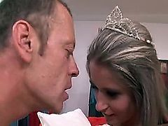 Rocco Siffredi fucks the beauty queen Nessa Devil