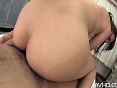 She is dirty girl who is ready to fucks her patients so they heal fast. She gets penetrated in a missionary position and hammered deep in her twat.
