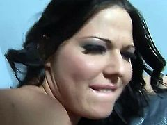 Brunette beauty Simony Diamond likes having that superb cunt drilled in amazing hardcore porn action