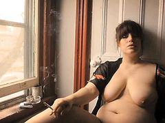 It's a highly erotic porn video with Geena Rose, a chubby girl with enough lust to show you how she masturbates.