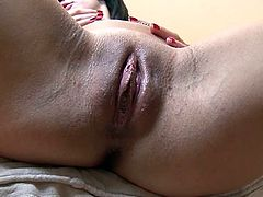 Teen cutie is ripe and ready for action with an older man as she wants him to show here how to ride a rod properly.