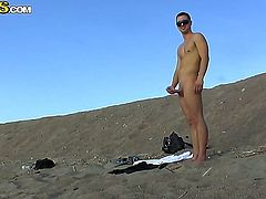 Amateur fucking action on the beach with hot and very skinny girlfriend named Dasi West! This hottie starts with a blowjob and waits to get a dick in the doggystyle!