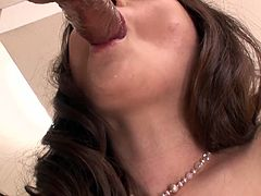 She is fresh faced porn actress filming in Jav HD with old geezers. She is getting eaten and fingered actively. Later she gives them both an awesome blowjob.