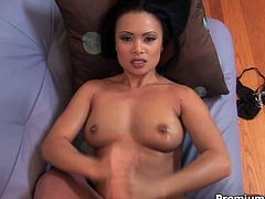 Be ready for hardcore sex tube video featuring sexy Asian beauty which gives eager handjob. She is playful cute oriental chick which like sit hotter and is ready to turn into reality all your dreams.