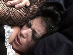 Yoha B and her hard cocked fuck buddy Nacho Vidal are in the mood for oral sex before she gets assfucked