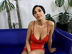 Eva Mercedes has a smoking hot fAce and the perky round a-hole this she likes to have stretched. she likes demonstrating off her shaved crotch and play sex game with it to Tease handsome guys. watch that honey as she flaunts her enchanting looking Booty to seduce couple Horny bum-fuckers.