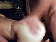 Watch a hot blonde getting naked and doing a wild 69 with a naughty brunette. Then it's time for things to get much more interesting as she gets her mouth and clam banged by two horny dudes. The party ends with an amazing fisting orgasm.
