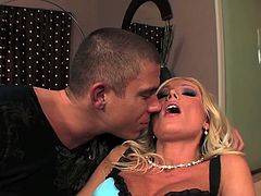 Diana Doll loves sinking a dildo deep in her pussy to lub it up, before sucking big cock.Watch her sucking this hot big cock and taking it deep down to her throat.