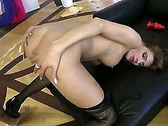 Milla Yul fucks a lot before horny man shoots his load