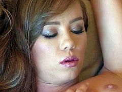 Brown haired temptress Capri Anderson with sexy perky ass and hard nipples shows off her lovely body as she finger fuck her tight hole. Watch sweet babe finger fuck herself on cam.