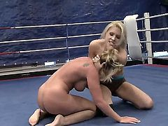Do you love to spend time watching lesbian wrestling video clips Then you shouldnt miss a chance of seeing catfight with Brandy Smile and Kathia Nobili taking place here.