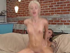 Rebecca Blue getting the earth moving fuck with hot bang buddy Chad Alva