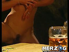 Enjoy this hot vintage hardcore collection where some of the naughties bitches of the decade suck everything available. They definitely wanna misbehave, even among each other!