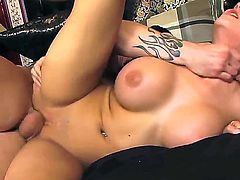 Big titted babe Madison Ivy fucked beautifully and passionate in her gorgeous vagina