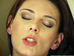 Dude, be sure to jerk off and jizz at once along with Young Busty sex clip. Zealous brunette with sweet boobs bends over to be fucked from behind. Kinky nympho with rounded ass is mad about mish and wanna get her wet cunt polished properly tonight.