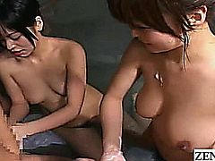 Subtitles outdoor Japanese bathhouse handjobs pickup