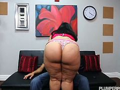 Karla Lane is a big booty latina whore. She can't wait to get her hands of her driving instructor and suck his big schlong before riding it like a slut!