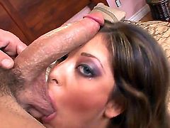 Audrianna Angel has sex fun with hot guy