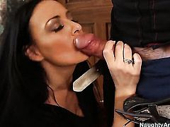Dane Cross is horny and cant wait no more to bang perfect bodied Vanilla DeVilles wet hole