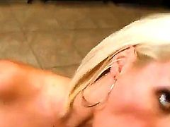 Lexi Swallow lets man put his fuck stick in her mouth