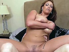 Eva Notty gets treated like a fuck toy by hot dude Danny Wylde