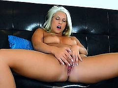 Blanche Bradburry is a busty blonde who loves to tease all of her internet boys with her smoking body. She also loves to spread her pussy wide open and finger it until she cums.