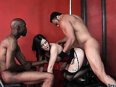 Amy Starz has some time to get some anal pleasure with hot bang buddy Sledge Hammer