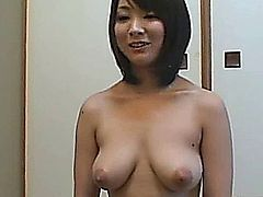 Not every couple in Japan follows truly normal lifestyle choices though some try to follow some level of correctness as shown in this intimate interview with a large breasted Japanese housewife who engages in being a nudist while at home even when curious guests visit with English subtitles