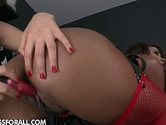 Mothwatering hottie Keisha Kane and Bailee get super dirty in this hot video as they use different toys to make each other cum.