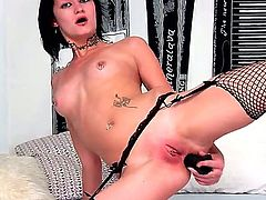 Teen Nova Black has a lot of sexual energy to spend and does it alone!