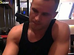 Wanna know what amateur girls could do for earning some extra money Then watch this video clip where handsome dude seduces beauty to fuck with him in a bathroom in cafe.