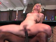 D-Snoop and Wesley Pipes are hard boys who are destroying Tara Lynn Foxxs pussy