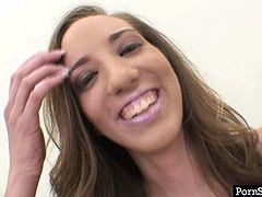 Bubble butt Kelly Divine showing off her private parts