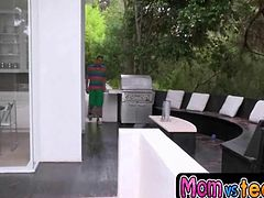 Girl on girl action with teen Lola Foxx and MILF India Summer