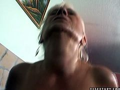 21 Sextury xxx clip provides you with a really voracious spoiled old bitch. Her boobs are big, but droopy and reach her plump belly. Spoiled nympho with big ass goes wild. Oldie bends over the couch to be fucked doggy tough right away.