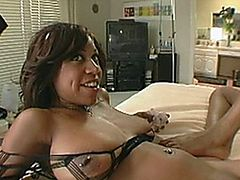 Maya black and sexy anal diva