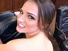 Tori Black pussy wrecked in POV style encounter. She moans with so much pleasure with every pounding she gets from that thick cock. She enjoys every second she serves that hard tool inside her.