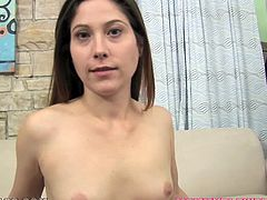 Enjoy this hot and insane POV blowjob scene with a slender siren Jamie Lynn! Honey is so fucking naughty and she knows that!
