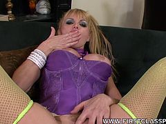 She feels amazing when having such cock drilling her deep in pure POV action