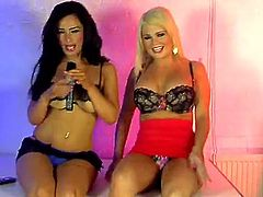 Ali and Alexis Ford on S66