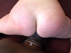 The first thing you notice about Gianna Michaels is her big boobs, but when you really watch some of her videos is surprising how horny and cheerful she is. Who wouldn't want to fuck a girl like this? Well, in this scene the lucky one is a black guy with a dig cock. You can tell both of them are happy to meet.
