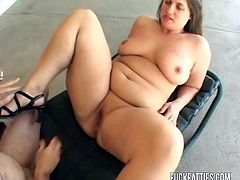 NOTE Reduced video quality its just a promoHot soft fatty slut getting fuck hard outside! Looks like she is made for fucking! Praise the mighty THOR!