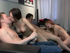 Little porn Parties - shagging welcome to party fucking